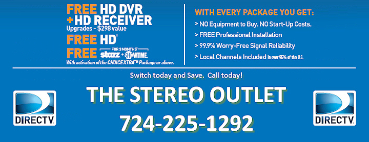 Directv-The Stereo Outlet